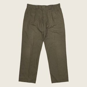 Tilley Endurables Pleated Front Tapered Pants